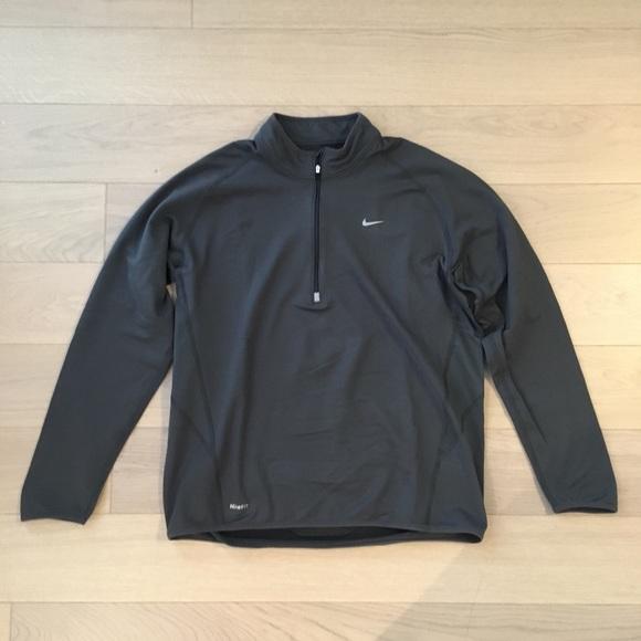 d03a7c16dfab MENS Nike Fleece Half Zip Pullover. M 5a79df396bf5a6a405e219dc